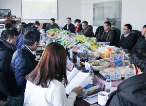 Provincial Deputy Director of Justice Department, People's Daily, CCTV and other 10 news media came to our company for r