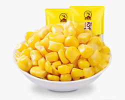 Sweet corn grain 350g
