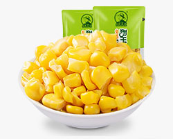 Sweet corn grain 60g