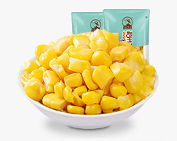 Sweet corn grain 280g